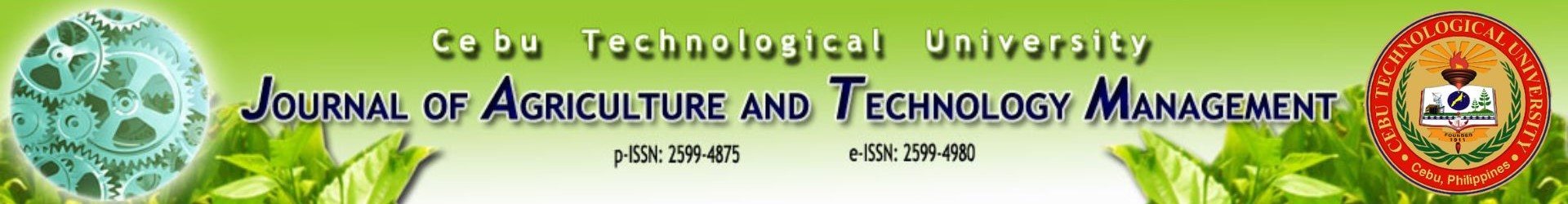 Journal of Agriculture and Technology Management - CTU